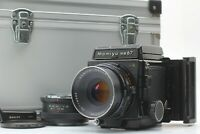 【Excellent+5】 Mamiya RB67 PRO S & Sekor C 127mm f3.8 Polaroid Back from Japan