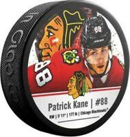 Patrick Kane Chicago Blackhawks NHL Stars Photo Hockey Puck