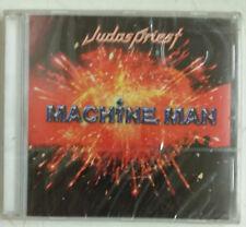 Judas Priest Machine Man Cd-Single Alemania 2001