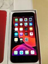 Wunderschönes iPhone 7 Plus32GB UNIKAT ProductRED/Black mit Schönheitsfehler #08