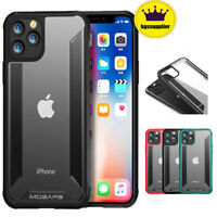 Clear Case For iPhone 11/ 11 Pro/ 11 Pro Max Hybrid Shockproof Protective Cover