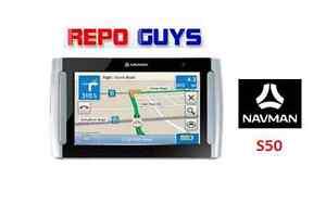 Navman S50 GPS : FAULTY
