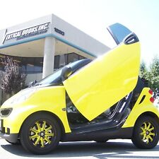 Lambo Doors Smart Fortwo 451 2008-2014 Door Conversion kit Vertical Doors, Inc.,