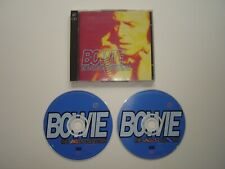 DAVID BOWIE - THE SINGLES COLLECTION DOUBLE CD (1993)