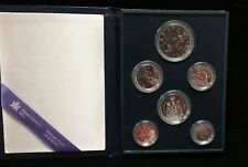 1981 Candian Proof Like Coin Set
