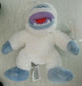 """7"""" ABOMINABLE SNOWMAN PLUSH STUFFED BEAR RUDOLPH THE RED NOSED REINDEER NEW XMAS"""