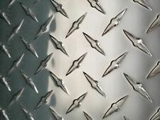 3003 Aluminum Diamond Tread Plate/Sheet  .045