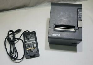 Micros M129H - Epson TM-T88IV - RS232 Serial Interface - WITH POWER SUPPLY
