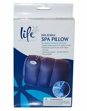 Life Essentials Spa / Hot Tub Inflatable Pillow