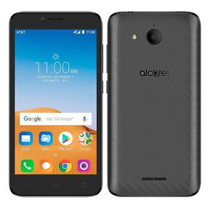 Brand New Alcatel Tetra 5041C 16GB 4G LTE GSM Unlocked Android Oreo Smartphone