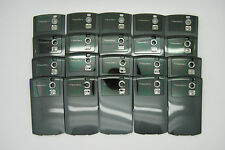 LOT of 20 BLACKBERRY CURVE 8300 8320 Grey Battery door cover REF