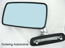 BMW 2002 1600 320i 323i STAINLESS FLAG mirror LEFT NEW