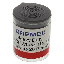 Dremel 420 Cut Off Wheel Pk20