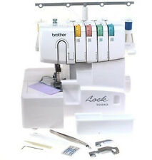 NO TAX NEW Brother 1034D 3 or 4 Thread Serger Easy Lay In Threading Differential