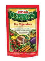 Jobe's  Organics  Fertilizer Spikes  For Vegetable Plants 50 pk