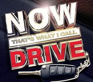 NOW THAT'S WHAT I CALL DRIVE - VARIOUS ARTISTS (NEW UNSEALED 3CD)