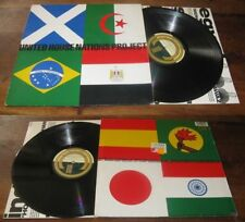 Various / Cheb Djhay, Deepak & Khan - United House Nation Project LP Electro