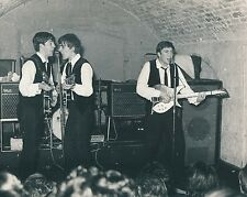 "Beatles at The Cavern Club 10"" x 8"" Photograph no 17"