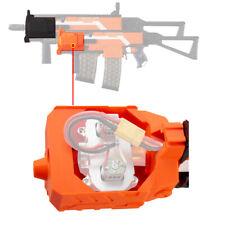 Worker Mod Flywheel Cage Motor Storage Barrel Kit for Stryfe/Swordfish Toy