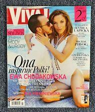 EWA CHODAKOWSKA mag.COVER 2013 VIVA Poland Nigella Lawson,Hugh Jackman