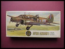 AirFix Avro Anson 1 1:72 Model Kit