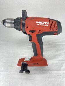 "HILTI SF 10W-A22 ATC 21.6V 1/2"" Cordless Torque Drill (pb1015837)"
