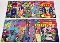 ROTER BLITZ Hefte 1980-1983  - Z: 0-1 / 1, verlagsfrisch - Ehapa - Zur Auswahl