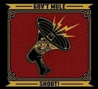 Gov't Mule - Shout! (NEW 2 x CD)