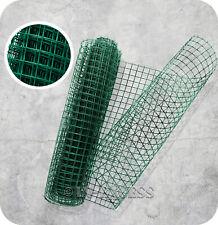 Garden Multi-Purpose PVC Green Plastic Garden Mesh 19mm - 0.5 x 5 Metres (7022)