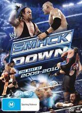 WWE - Smackdown : The Best Of 2009-2010 (DVD, 2010, 3-Disc Set) - Region 4