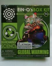 Ein-O's Global Warming Environmental Science Box Kit Ages 7+ NIP