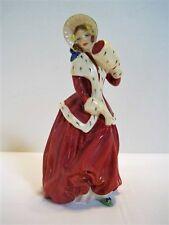 Royal Doulton Figurine Christmas Morn