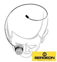 Eyeglass holder In Stainless steel Adjustable to any eyeglass Bergeon 5461 SWISS