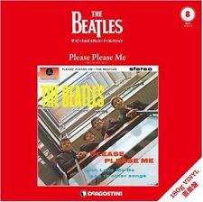 Beatles LP Record Collection Please Please Me 180g Vinyl Deagostini Japan Mag
