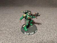 Primaris Lieutenant Space Marines, Phobos Vanguard, Salamanders, Warhammer 40k