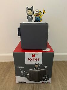 Tonies Toniebox Starter Set, Grey + Despicable Me - minion audio character