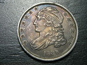 1835 Capped Bust Dime  --  MAKE US AN OFFER!  #B4327