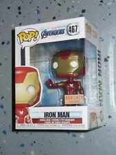 Funko Pop Vinyl Bobblehead Figure Avengers Box Lunch Exclusive - Iron Man # 467