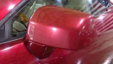 06-09 Cadillax XLR Left Driver Power Door Mirror (Red Jewel 80U)
