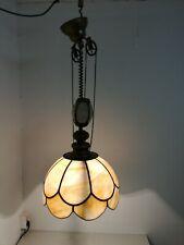 Tiffany Lampe sehr dekorative Esszimmer
