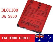Battery BL01100 BA S850 Battery for HTC Desire C A320E 35H00194-00M