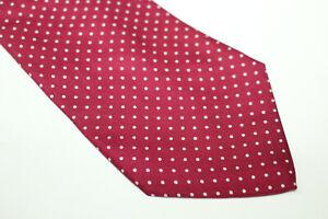 NAZARENO GABRIELLI Silk tie Made in Italy F6668