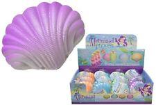 12x Magic Hatching Mermaid Seashell Growing Pet Kids Girls Party Bag Filler Toy