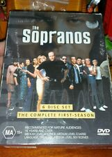 The Sopranos The Complete First Season ( 6 discs) - FAST POST *