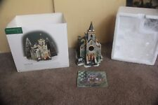 Dept 56 56604 Deacon'S Way Chapel Church Village Xmas Holiday New England Jesus