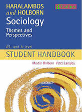 Sociology Themes and Perspectives: AS and A-level Student Handbook, Langley, Pet
