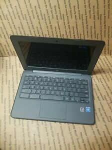 """HP Chromebook 11A G6 Ee 11.6"""" Intel Celeron 1.10 GHz NO POWER SOLD AS IS PARTS"""