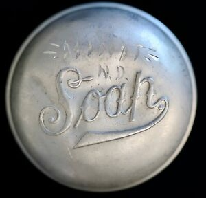 Aluminum Soap Tin ~ Minot, ND