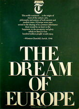 "Weekend Telegraph Magazine, No 54 Oct 1 1965  -  ""The Dream of Europe ""  -  EU"