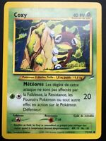 Carte Pokemon COXY 71/105 Commune Néo Destiny Wizard FR NEUF